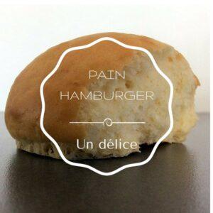 Recette des petits pains hamburger
