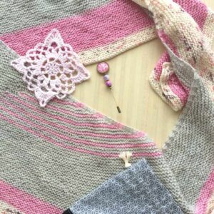 Kit tricot Infusion – Une jolie aventure