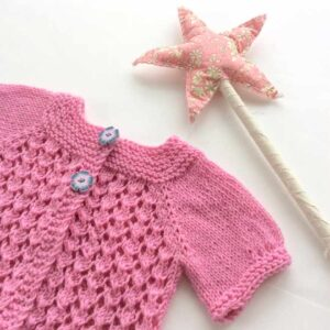 Ode to Doris , adorable ce cardigan, non ?