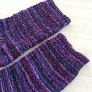 Des chaussettes dépareillées