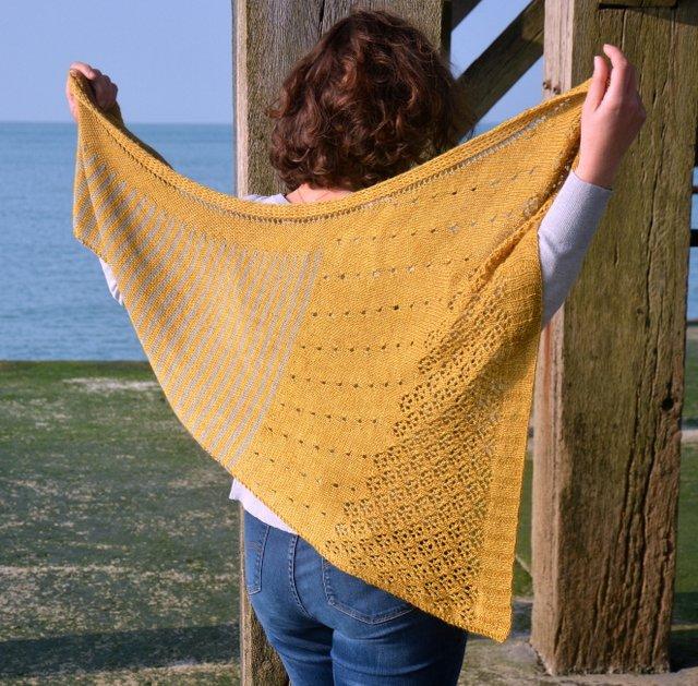 chale tricot Danio