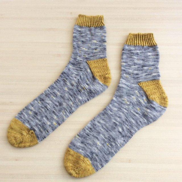 Des chaussettes pour homme en mérinos