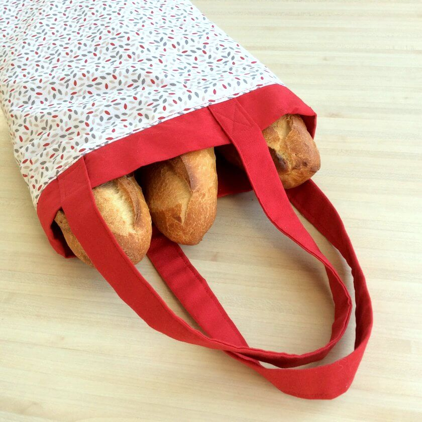 tutoriel du sac à pain