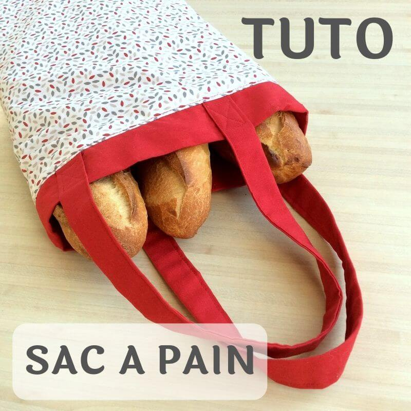 tutoriel sac à pain