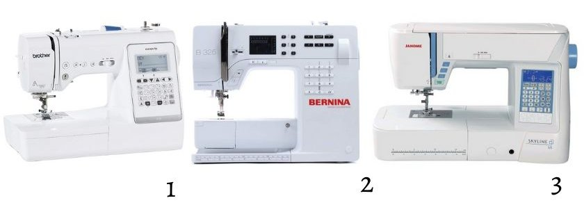 machines à coudre idées cadeaux couture