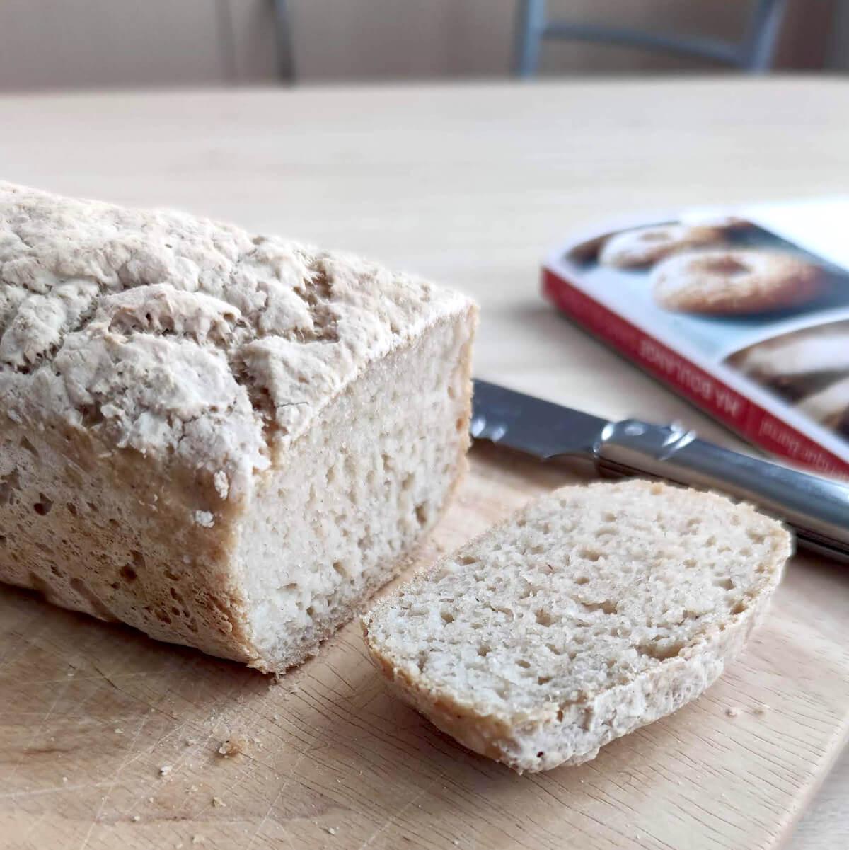 Comment faire du pain sans gluten ? Exemple avec la farine de teff