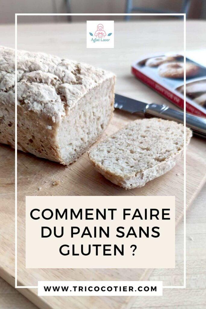 recette de pain sans gluten à la farine de teff liste des ingrédients