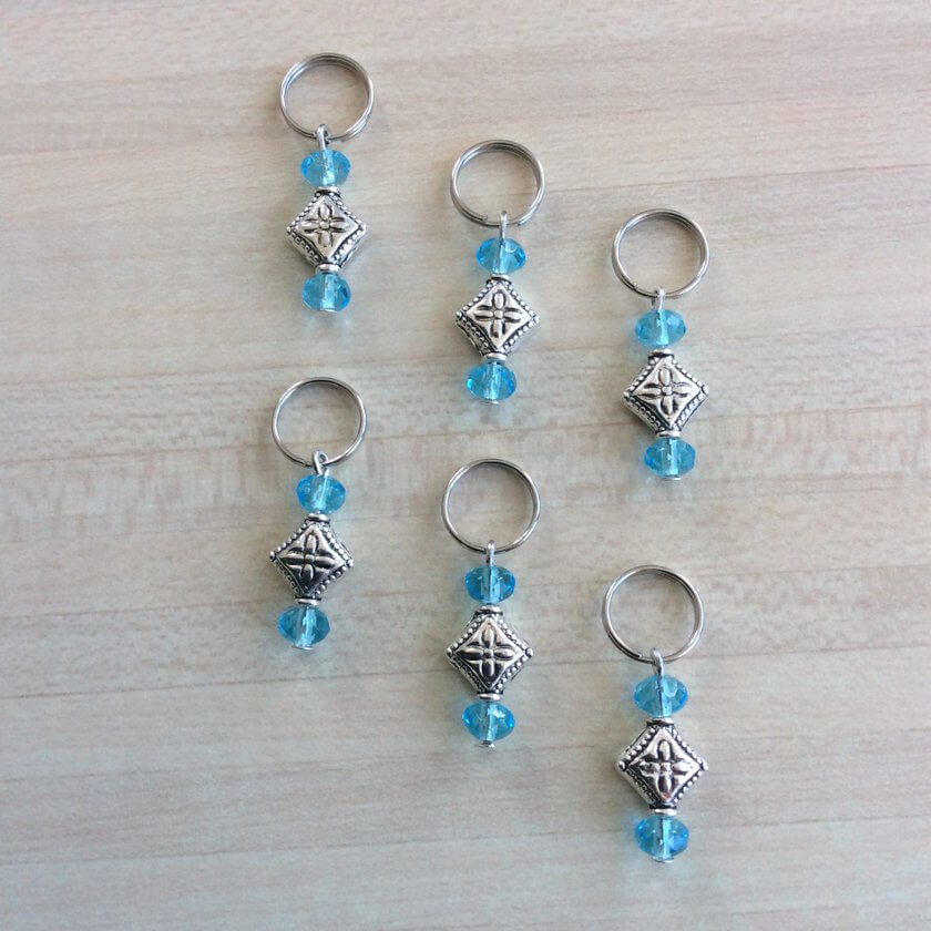 anneaux marqueurs bijoux