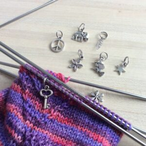 Comment utiliser des marqueurs de tricot ?
