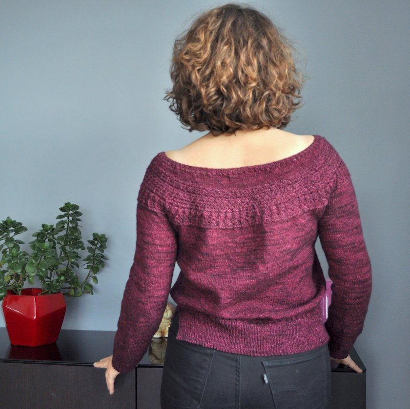 tricot femme yocco jumper