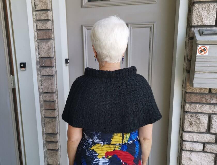 modèle de tricot olethea
