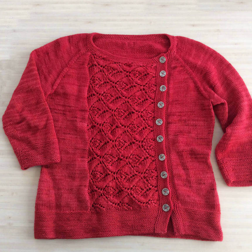 pull tricot femme pont neuf