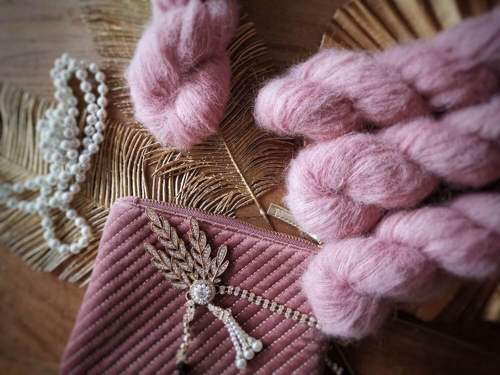 coups de cœur pour ces écheveaux de laine teints à la main ArcoIris Yarns Timon