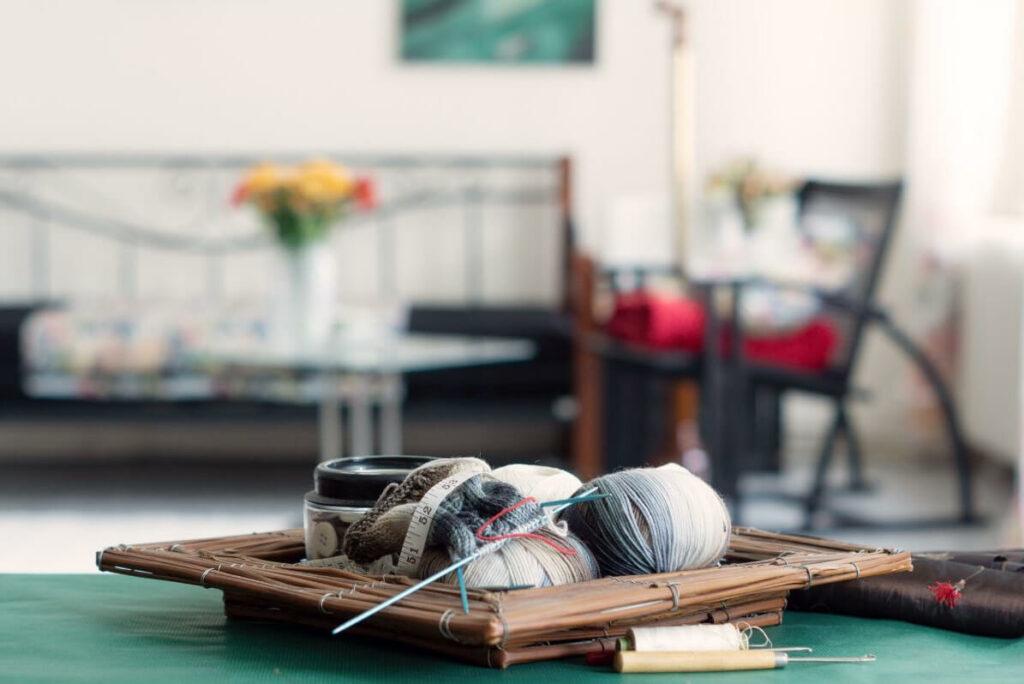 rencontre entre tricoteuses en tricothé