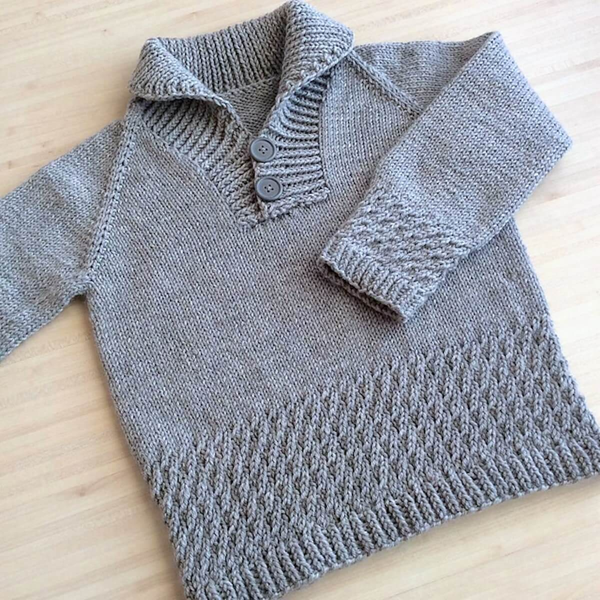 Boy Sweater, pull tricot pour garçon