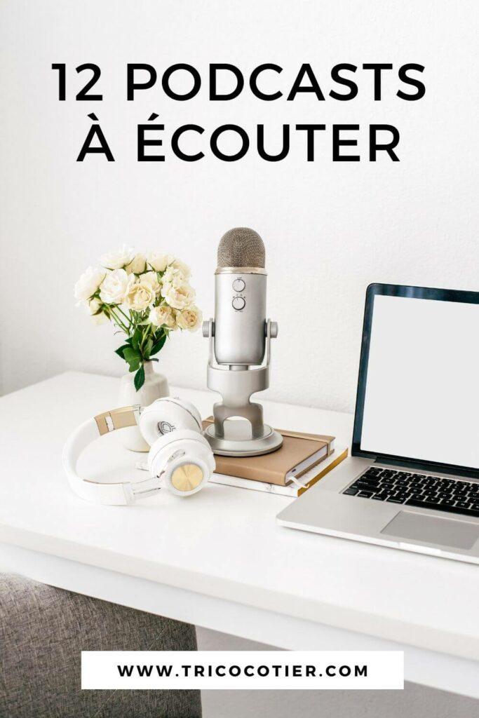 12 idées de podcasts à écouter