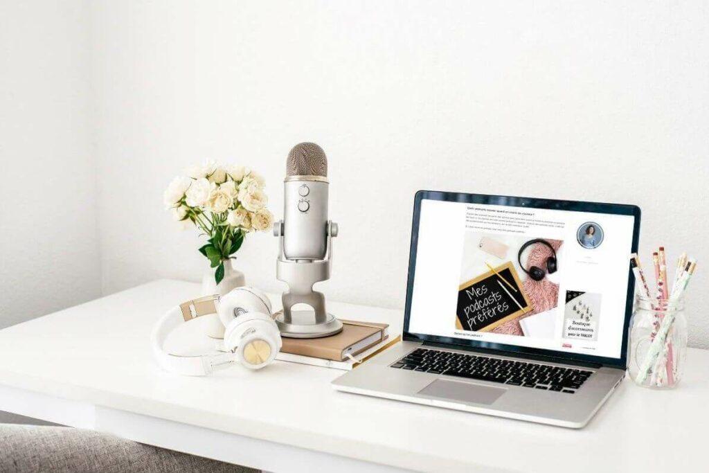 Des idées de podcasts à écouter