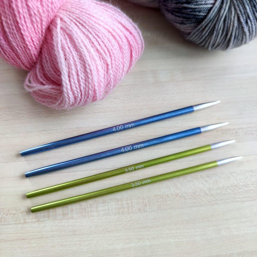 Aiguilles circulaires interchangeables Knit Pro